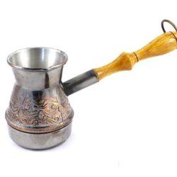 турка медная для кофе 70мл луженая пятигорск эгоист на 1 порцию