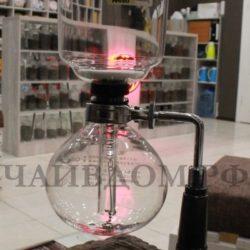 Чайно-кофейный сифон Hario 600мл
