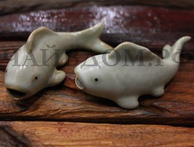 чайная игрушка питомец керамика, карп жу яо чай пин ча гун фу ча