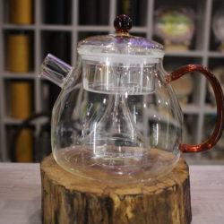 гейзерный чайник чайник который делает чай мягче варка чая стекло 1200мл