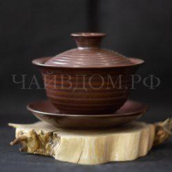 гайвань глазурь японский стиль керамика фарфор 130мл