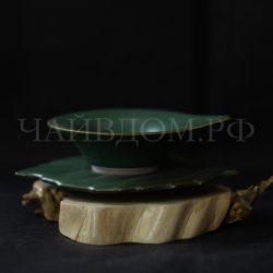 сито чай лист листок жу яо керамика фарфор глина гун фу ча пин ча
