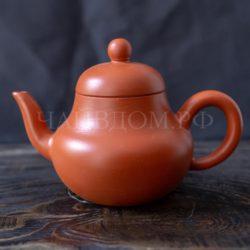 чайник из чаочжоуской глины ручная работа 120мл