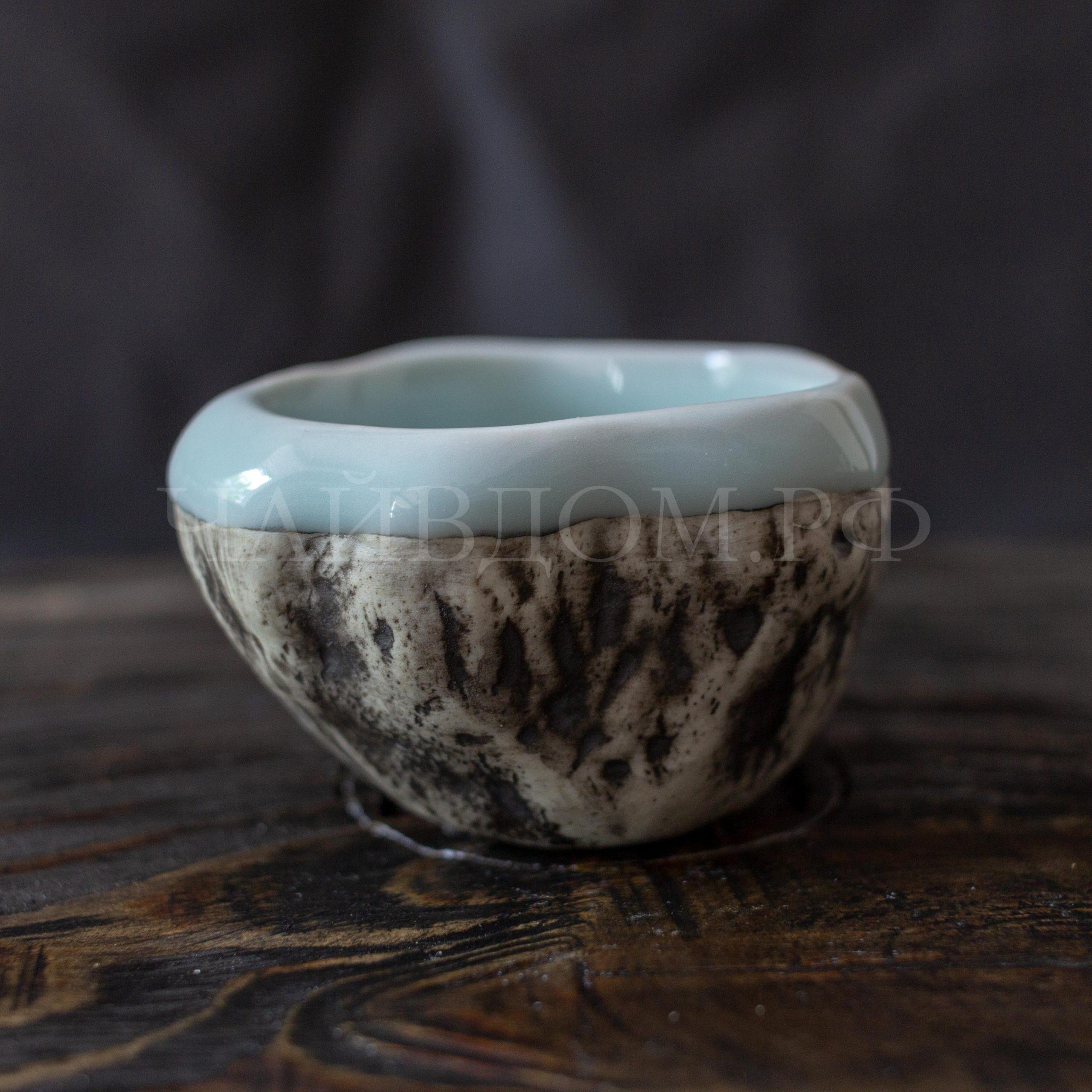 пиала чай керамика глазурь каждая уникальна