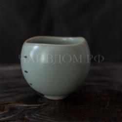 пиала чай жу яо кинцуги кракле чай